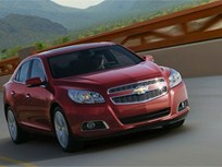 GM Details 2013-MY Malibu Retail Pricing and Standard Features