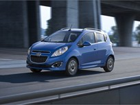 2013 Chevrolet Spark Automatic to Get 32 MPG Combined