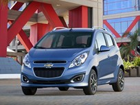 GM Unveils 2013-MY Chevrolet Spark