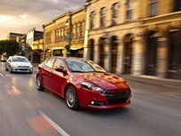 2013-MY Dodge Dart Draws 5-Star NHTSA Safety Rating