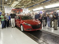 First 2013-MY Dodge Dart Rolls Off the Assembly Line