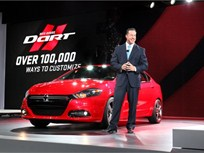 Chrysler Unveils 2013 Dodge Dart at Detroit Auto Show