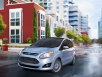 GE to Buy 2,000 Ford C-MAX Energi Plug-in Hybrids for Its Fleet