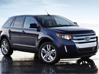 Ford Recalling Edge Crossovers to Replace Fuel Line