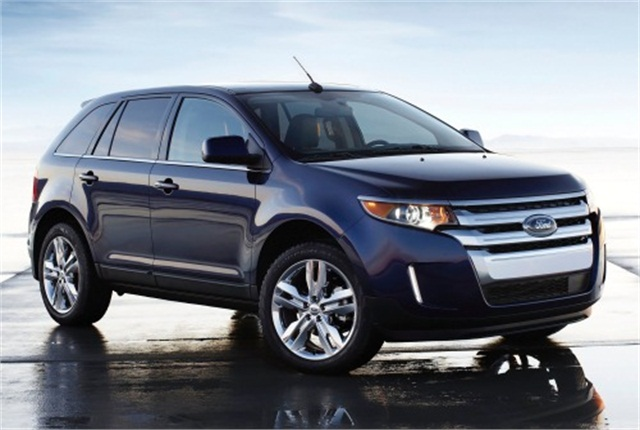 2013 Ford Edge. Photo: Ford Motor Co.