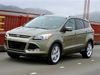 Ford Says All 2013-MY Escape Models EPA-Certified at 30 MPG Or More