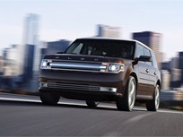 Ford Improves MPG and Performance on 2013-MY Flex