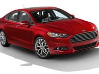 Ford Says Auto Start-Stop, Available on 2013-MY Fusion, Boosts Fuel Economy 3.5% on Average
