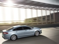 Ford Says 2013 Fusion Wins 'Green Car of the Year' Award