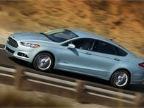 Ford Says Fusion Hybrid to Get 47 MPG Combined