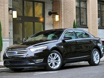 Ford Says 2013 Taurus EPA Certified at 32 MPG Highway