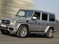 Mercedes-Benz 2013 G63 AMG Improves Fuel Efficiency