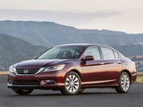 Honda Recalls Accord for Fire Risk