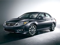 Honda Starts Production of 2013-MY Accord in Ohio