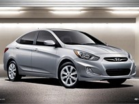 Hyundai Adds New Standard Features to 2013-MY Accent