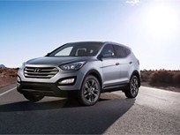 2013 Hyundai Santa Fe to Come in Five and Seven-Passenger Versions