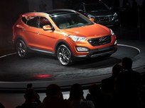 Hyundai Introduces 2013-MY Santa Fe and Santa Fe Sport CUVs