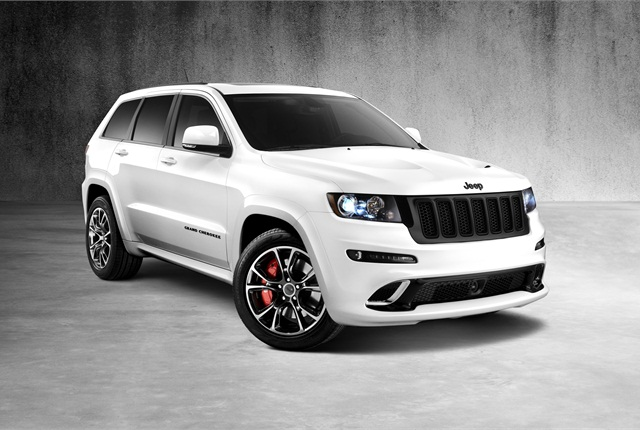 2013 Jeep Grand Cherokee. Photo courtesy of Chrysler Group.