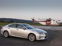 Lexus ES 350, ES 300h to Offer Safety Option of Rear Cross Traffic Alert