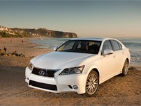 Lexus Boosts MPG by 35 Percent on All-New 2013 GS 450h Hybrid Luxury Sedan