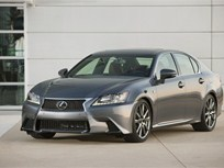 Lexus GS 350 Sport Sedan to Arrive February 2012