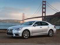Lexus Adds Two LS Models for 2015