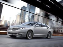 Ford Says All-New 2013-MY Lincoln MKZ Hybrid to Get 45 MPG Across the Board