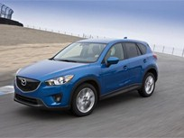 2013-MY Mazda CX-5 Draws IIHS Top Safety Pick Award