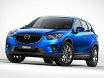 Mazda Announces MSRP for MY-2013 CX-5 SUV