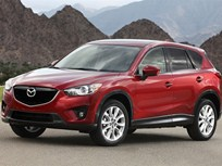 Mazda's CX-5 SUV to Get MPG of 26 City, 33 Highway