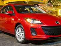 First Mazda3 Rolls of Mexican Assembly Line