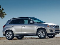 Mitsubishi Upgrades Outlander Sport Exterior, Interior, and Transmission for MY-2013