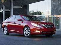 Hyundai Adds New Standard Equipment to 2013-MY Sonata Models