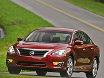 EPA Says Nissan's 2013 Altima to Get 31 MPG Combined