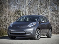 "Nissan Details Updates to 2013 Leaf, Including New Entry Level ""S"" Grade and MSRP"