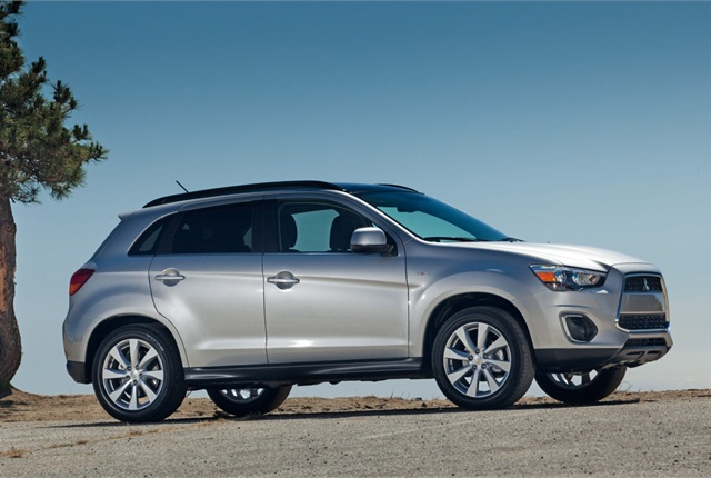 Mitsubishi Recalling Outlander Sport To Fix Airbag Wiring
