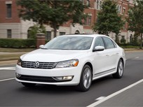 Volkswagen Recalls Passat Sedans for Fire Risk