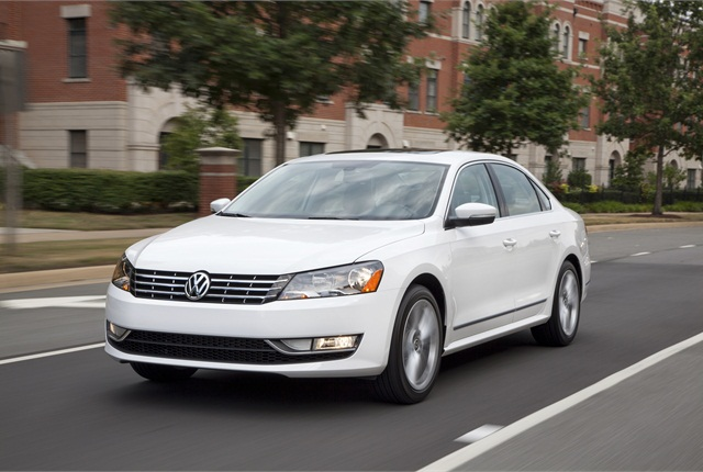 volkswagen recalls passat sedans for fire risk news. Black Bedroom Furniture Sets. Home Design Ideas