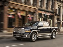 2013 Ram 1500 Named Truck of the Year by Detroit Free Press