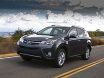 Toyota Details 2013 RAV4 Retail Pricing and Features