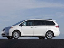 Toyota Makes V-6 Standard on 2013 Sienna and Adds Amenities