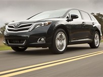 Toyota Sets Base MSRP for 2013 Venza Crossover at $27,700