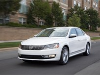 Volkswagen Recalling Passat to Replace Headlight Bulb Fitting