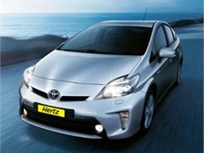 Hertz Adds Prius to Australian Fleet