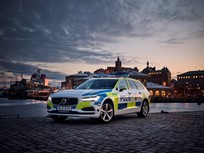 Swedish Police to Equip Volvo V90 for Duty