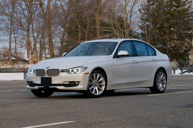 BMW's 328d diesel-powered Sedan is set to arrive in the U.S. in the fall of this year (2013). Photo courtesy BMW.