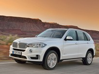 BMW to Offer RWD and Diesel Model for All-New 2014 X5