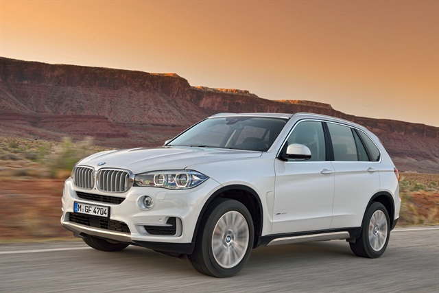BMW to Offer RWD and Diesel Model for AllNew 2014 X5  Top News