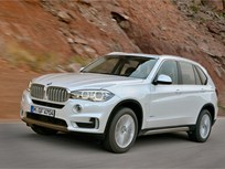 BMW Details MSRP for All-New X5 Sports Activity Vehicle