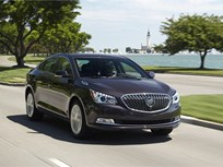 2014 Buick LaCrosse Earns Five-Star NHTSA Safety Score